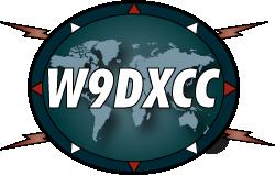 W9DXCC logo